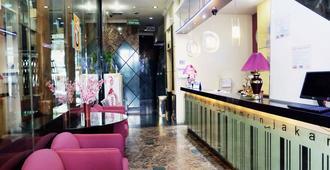 Smart Hotel Thamrin Jakarta - Yakarta - Recepción