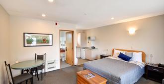 Alexis Motor Lodge - Dunedin - Bedroom