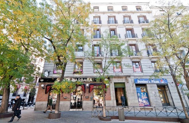 Hostal Asuncion - Madrid - Building