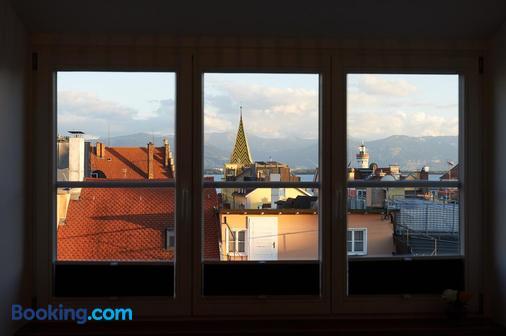 Insel Hotel Lindau - Lindau (Bavaria) - Balcony
