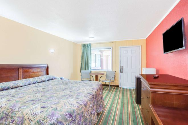 Knights Inn Paris - Paris - Bedroom