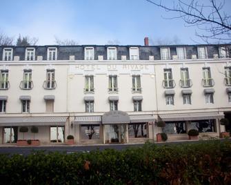 Hôtel du Rivage - Жіан - Building