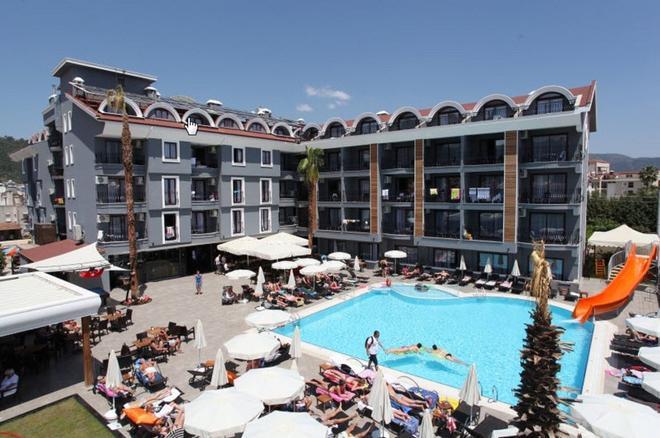 Club Viva Hotel - Marmaris - Building