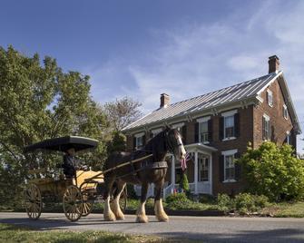 皮森特菲爾德民宿 - 卡萊爾(賓夕法尼亞州) - 建築