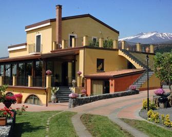 Feudogrande Agriturismo - Fiumefreddo di Sicilia - Gebäude