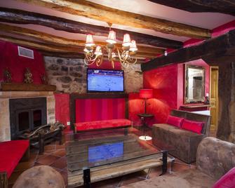 Hotel Rural La Torre de Bisjueces - Villarcayo - Lounge