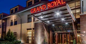 Grand Royal Hotel - Poznan - Building