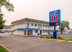 Motel 6 Kalispell Mt - Калиспелл - Здание
