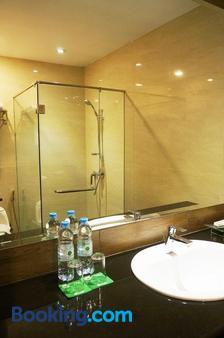卡莉比亞精品酒店 - 棉蘭 - 棉蘭 - 浴室