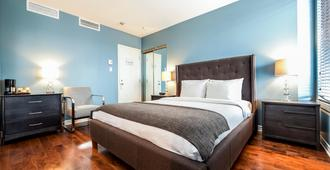 Auberge De La Fontaine - Montreal - Bedroom