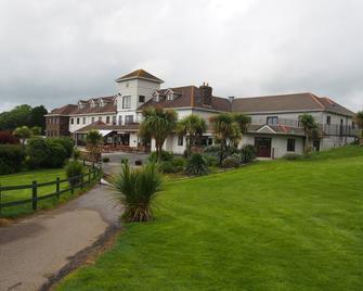 Bowood Park Hotel - Camelford - Edificio