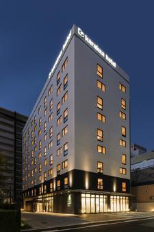karaksa hotel Osaka Namba - Osaka - Rakennus