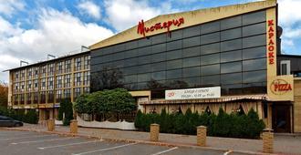 Misteriya Hotel - Jarkov - Edificio
