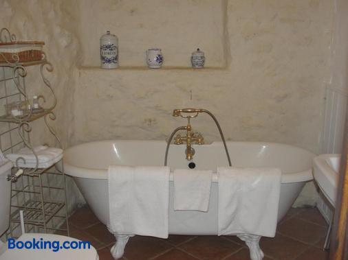 Le Mas De La Cherine - Quinson - Bathroom
