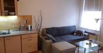 Prague Hostivar Apartment - פראג - סלון