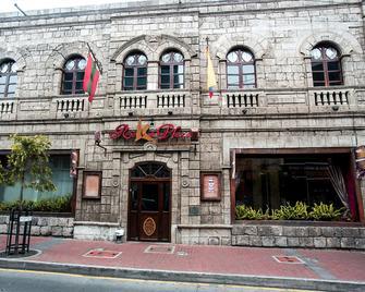 Roka Plaza Hotel Boutique - Ambato - Gebäude