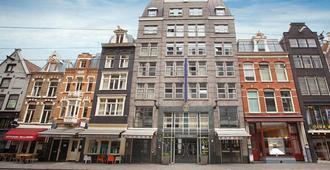 Albus Hotel Amsterdam City Centre - Ámsterdam - Edificio