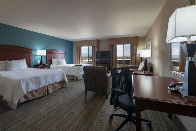 Hampton Inn & Suites Colorado Springs-Air Force Academy-I-25 - Colorado Springs - Bedroom
