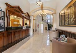 Quality Hotel Regent Rockhampton - Rockhampton - Σαλόνι ξενοδοχείου