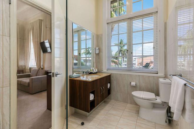 Quality Hotel Regent Rockhampton - Rockhampton - Μπάνιο