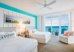 Margaritaville Hollywood Beach Resort - Hollywood - Bedroom