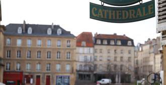 Hotel De La Cathedrale - Metz - Extérieur