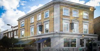 The Victoria Inn - Londres - Edificio