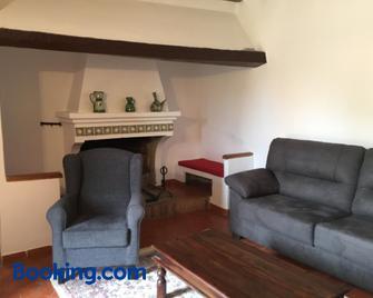 Casa Rural de Jaime - Medinaceli - Huiskamer