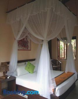 Kuwera Eco Lodge - Sigiriya - Bedroom