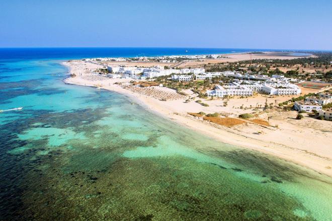 Seabel Rym Beach Djerba - Midoun - Παραλία