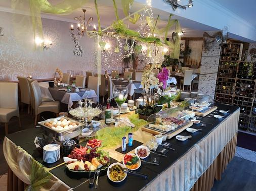 Altstadt Pension Orchidee - Wernigerode - Buffet