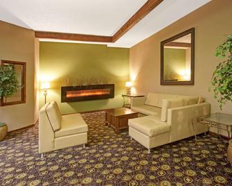 Super 8 by Wyndham Wheat Ridge/Denver West - Wheat Ridge - Obývací pokoj