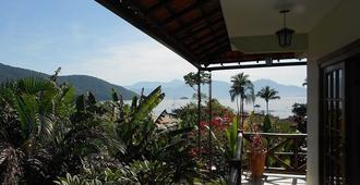阿爾沃拉達多斯波爾巴斯旅館 - 格蘭德島灣 - Vila do Abraao - 建築