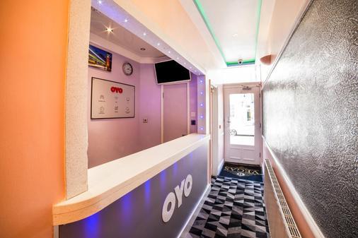 OYO Vegas Hotel - London - Flur