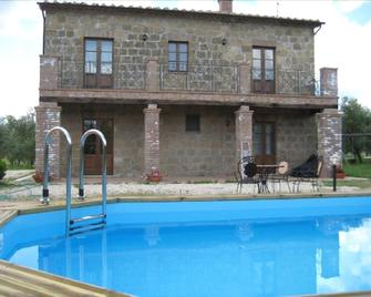 Agriturismo Tenuta Roccaccia - Pitigliano - Pool