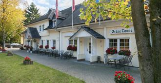 Hotel Grüne Tanne - המבורג - פטיו