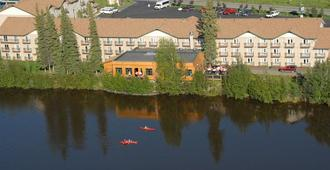 Pike's Waterfront Lodge - Fairbanks