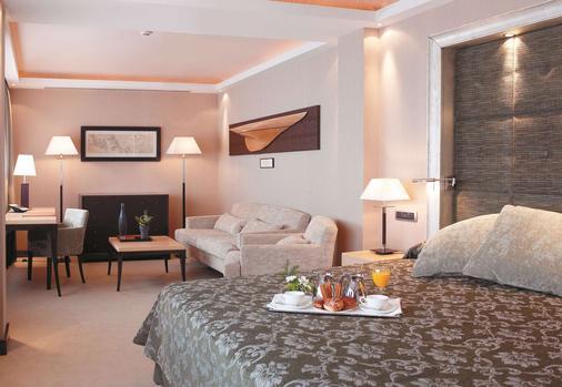 NH Collection A Coruña Finisterre - La Coruña - Bedroom