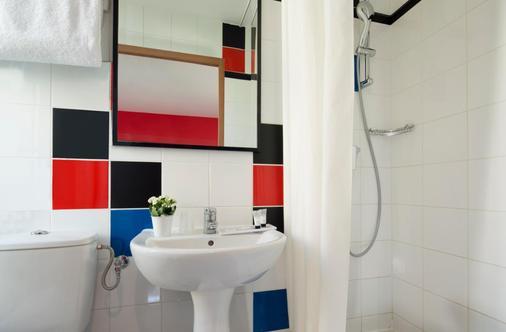 Hotel Du Mont Dore - Pariisi - Kylpyhuone
