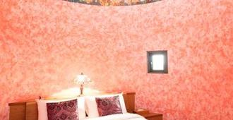 Zum Adler Castle B&B - Jiaoxi Township - Bedroom