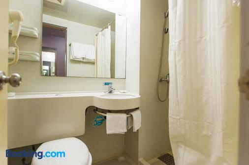 Jinjiang Inn Qingyuan Shiqiao Road North - Qingyuan - Bathroom