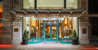 Courtyard by Marriott Pittsburgh Downtown - Pittsburgh - Edificio