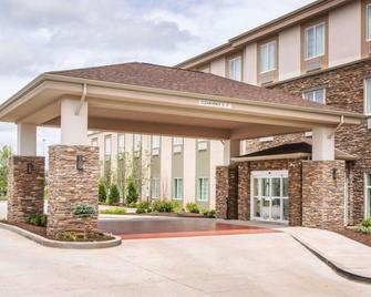 Sleep Inn & Suites - Parkersburg - Building