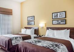 Sleep Inn and Suites Parkersburg-Marietta - Parkersburg - Schlafzimmer