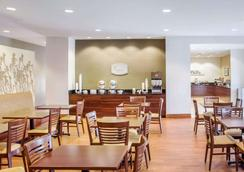 Sleep Inn and Suites Parkersburg-Marietta - Parkersburg - Restaurant