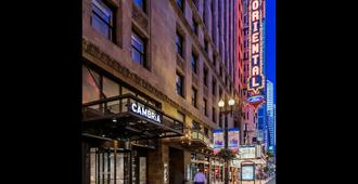 Cambria Hotel Chicago Loop/Theatre District - Chicago - Building