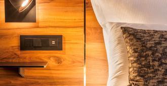 Hotel des Vosges, BW Premier Collection - סטרסבור - חדר שינה