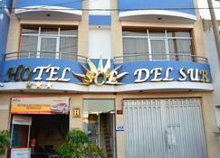 Hotel Sol Del Sur - Nazca - Κτίριο