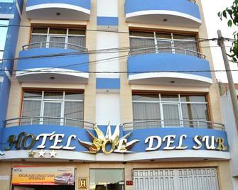 Hotel Sol Del Sur - Nazca - Building