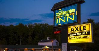 Axell's Scandinavian Inn - Manchester